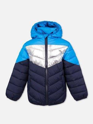 Куртка Описание: Куртка демисезонная :  • материал с ветро- и водоотталкивающим покрытием  • утеплитель 150г/м2 • гладкая подкладка из полиэстера • несъёмный капюшон с эластичной окантовкой  • 2 боков