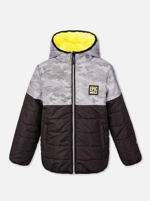 Куртка Описание: Куртка демисезонная со следующими характеристиками:  • материал с ветро- и водоотталкивающим покрытием  • легкий вес • гладкая подкладка хлопок/полиэстер • несъёмный капюшон с эластич
