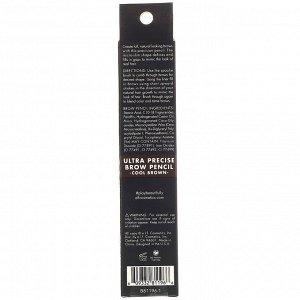 E.L.F., Карандаш для бровей «Суперточное нанесение», холодный коричневый, 0,05 г (0,002 унции)