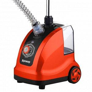Отпариватель электрический 1800 Вт, 1,4 л ЯРОМИР ЯР-5000 красный с черным