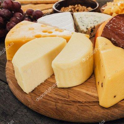 МОЙ ХОЛОДИЛЬНИК - молоко, смета и кисломолочные продукты — Сыр весовой — Сыры