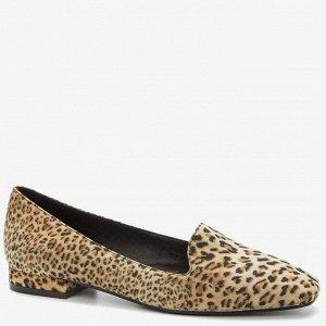 908013/05-02 леопардовый иск.кожа женские туфли