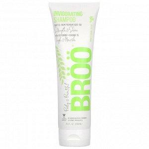 BRöö, Invigorating Shampoo, Mint & Herb, 8.5 fl oz (250 ml)