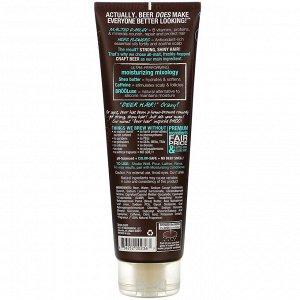 BRöö, Moisturizing Shampoo, for Dry, Damaged Hair, Hop Flower, 8.5 fl oz (250 ml)