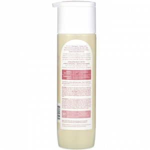 The Honest Company, Gently Nourishing Shampoo + Body Wash, Sweet Almond, 10.0 fl oz (295 ml)