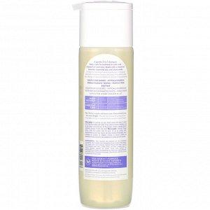 The Honest Company, Truly Calming Shampoo + Body Wash, Lavender, 10.0 fl oz (295 ml)