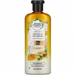 Herbal Essences, Daily Moisture Shampoo, Honey & Vitamin B, 12.2 fl oz (360 ml)