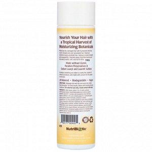 NutriBiotic, Everyday Nourish Shampoo, Tropical Harvest, 10 fl oz. (296 ml)