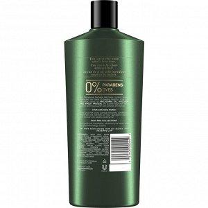 Tresemme, Восстанавливающий шампунь для поврежденных волос Botanique, Damage Recovery, 650 мл