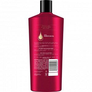 Tresemme, Шампунь Keratin Smooth Color с марокканским маслом, 650 мл