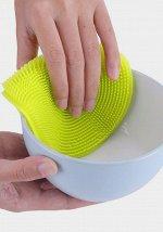 Силиконовая губка для посуды