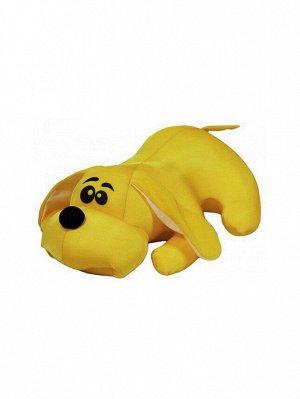 """Антистрессовая игрушка """"Собака Джой"""" малая (желтый)"""