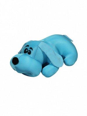 """Антистрессовая игрушка """"Собака Джой"""" большая (голубой)"""