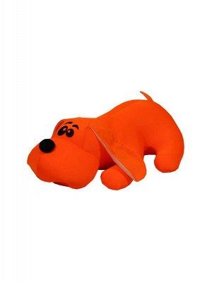 """Антистрессовая игрушка """"Собака Джой"""" большая (красный)"""