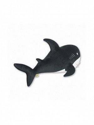 """Антистрессовая игрушка """"Акула"""" черная"""