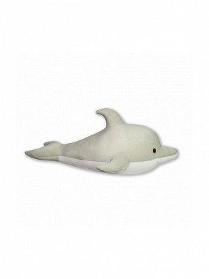 """Антистрессовая игрушка """"Дельфин"""", серый NEW"""