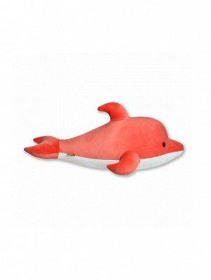 """Антистрессовая игрушка """"Дельфин"""", оранжевый"""