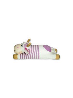 """Антистрессовая игрушка """"Корова Матроска"""",розовый"""