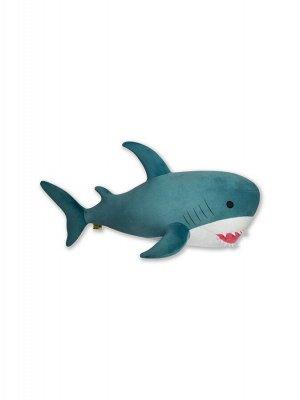 "Антистрессовая игрушка ""Акула"", темно-синяя"