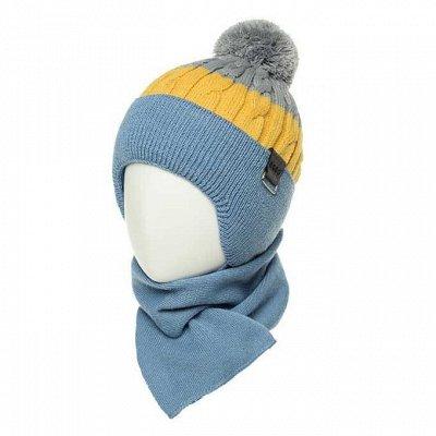 Шапки-варежки-зонты-шарфы для всей семьи - 67  — Мальчики (шапки, комплекты) — Головные уборы