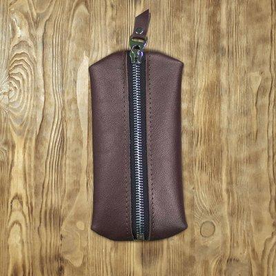 Кожаные ремни, портмоне, обложки на документы🔥 — Ключницы — Ключницы