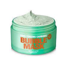 So Natural Pore Tensing Carbonic Bubble Pop Clay Mask Глиняно-кислородная маска, 130 гр