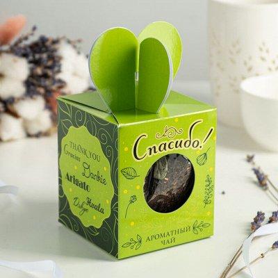 Новогодние подарки🎄шоколадки,чай,открытки. Скидка до 30% — Подарочный чай — Чай