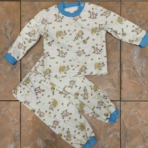 Пижама детская д мальч