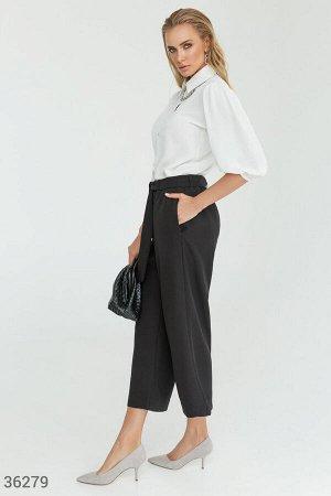 Свободные брюки-кюлоты