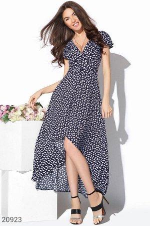 Летнее платье-халат