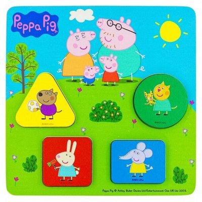Фабрика деревянных игрушек! Лучшее для Ваших детей!  — СВИНКА ПЕППА — Деревянные игрушки