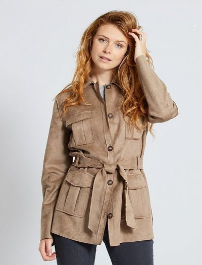 Одежда для Франции для всей семьи! — Женщины. Верхняя одежда. — Демисезонные куртки