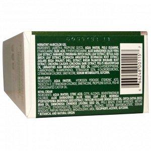 Herbatint, Стойкая гель-краска для волос, 4M, красное дерево и каштан, 135 мл (4,56 жидкой унции)