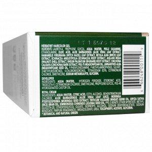 Herbatint, Стойкая гель-краска для волос, 5D, светло-золотистый каштановый цвет, 135 мл (4,56 жидкой унции)