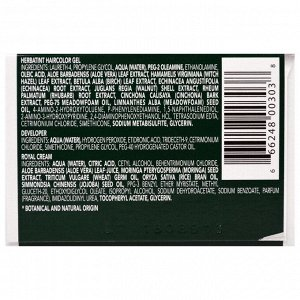 Herbatint, Permanent Haircolor Gel, FF 3, Plum, 4.56 fl oz (135 ml)