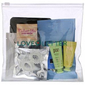Promotional Products, Love Letter Beauty Bag, 7 Piece Set