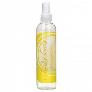Kinky-Curly, Spiral Spritz, натуральная сыворотка для укладки волос, 236 мл (8 унций)