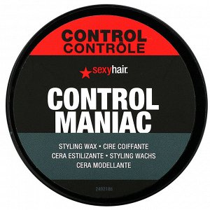 Sexy Hair, Style Sexy Hair, Control Maniac, 2.5 oz (70 g)