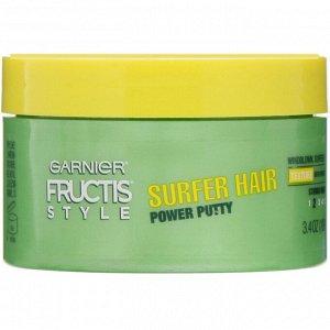 Garnier, Fructis Style, Surfer Hair, мастика для волос, 100 г