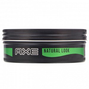 Axe, Natural Look, Understated Cream, крем для укладки волос, 75 г (2,64 унции)
