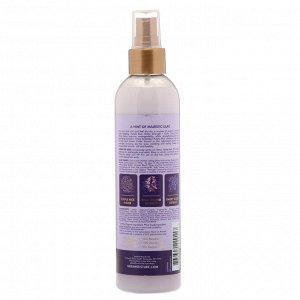 SheaMoisture, Purple Rice Water, Strength + Color Care Primer & Styler, 7.5 fl oz (222 ml)