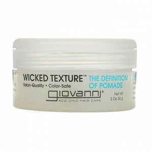 Giovanni, Wicked Texture, The Definition of Pomade, 2 oz (56 g)