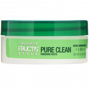 Garnier, Fructis, Pure Clean, паста для укладки, 57 г