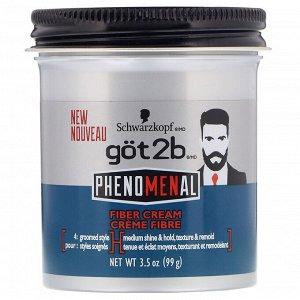 Got2b, PhenoMENal, крем для укладки, 99 г