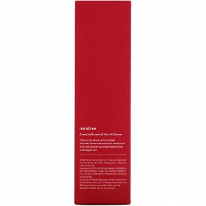 Innisfree, Camellia Essential Hair Oil Serum, 3.38 fl oz (100 ml)