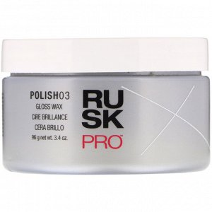 Rusk, Pro, Polish 03, воск, 96 г