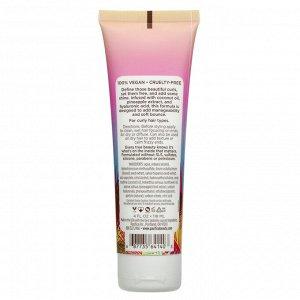 Pacifica, Pineapple Swirl, Curl Defining Cream, 4 fl oz (118 ml)