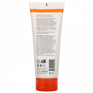 Andalou Naturals, Крем для укладки волос, аргановое масло и масло ши, насыщение влагой, 6,8 жидких унций (200 мл)