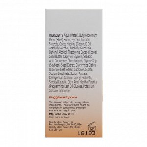 Nugg, Hydrating Lip Mask, 0.24 oz (7 g)