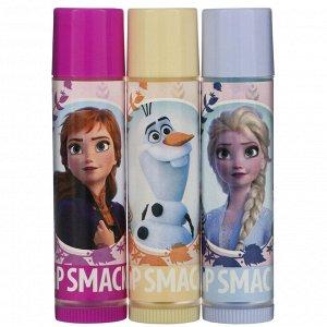 Lip Smacker, Frozen II, Lip Balm, Trio Pack, 3 Pieces, 0.42 oz (12.0 g)
